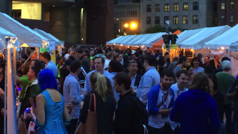 An epic day for Boston's tech community