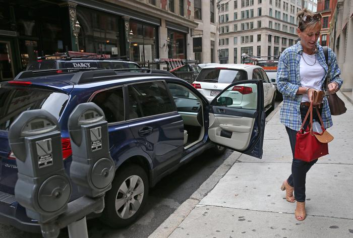 Parking App Expanding to Boston (Rightly) Catches City's Ire