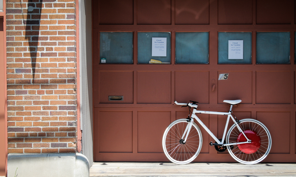 Cambridge Startup Aims to Revolutionize the Bike with Copenhagen Wheel