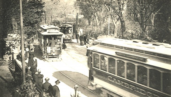 126 years ago today, Boston launched the first electric street car