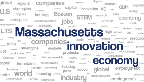 Massachusetts' innovation economy is among the strongest in the nation