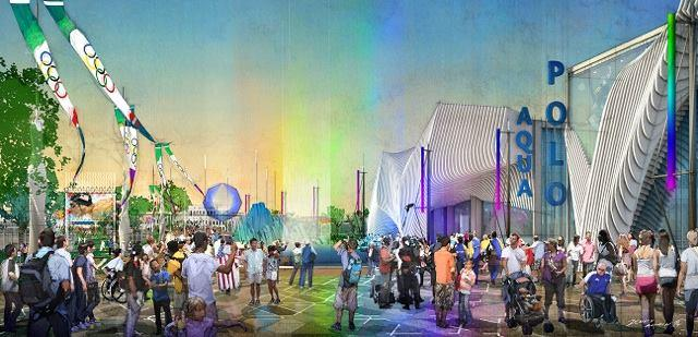 Here's an Early Peek at What the Boston Olympics Might Look Like