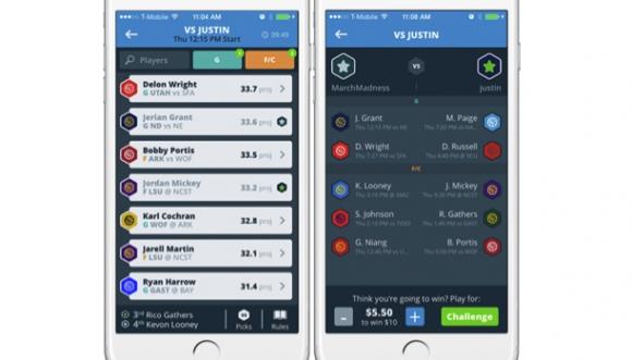 Draft, a fantasy sports app from former StarStreet founders, raises $3.5 million