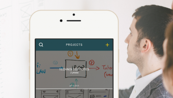 IdeaPaint's new app, Bounce, takes brainstorming off the wall