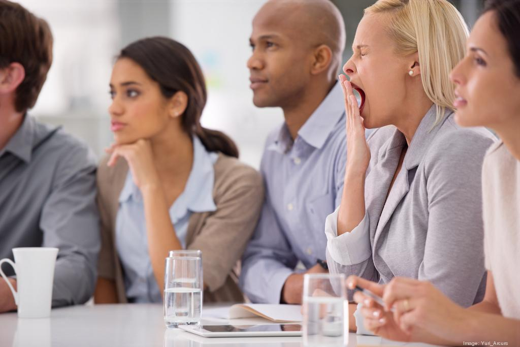 ​4 ways to prevent boring and ineffective meetings