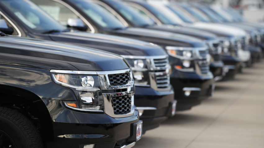 Auto sales rise in first half of the year, but analysts warn of turbulence