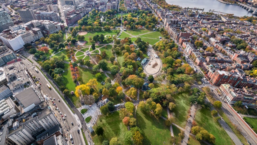 Boston Common is undergoing a $28 million renovation, and the city wants your input